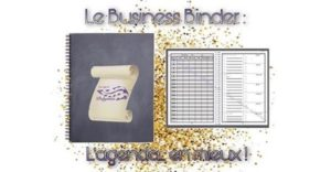 Campagne Ulule pour le Business Binder